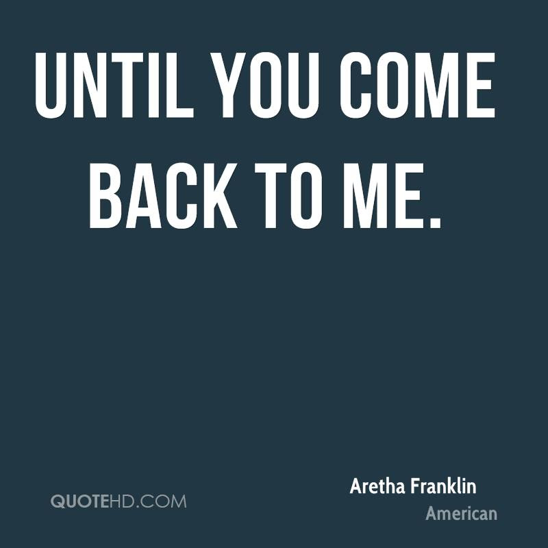 Aretha Franklin Quotes Quotehd