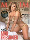Anni Friesinger - Maxim Scans