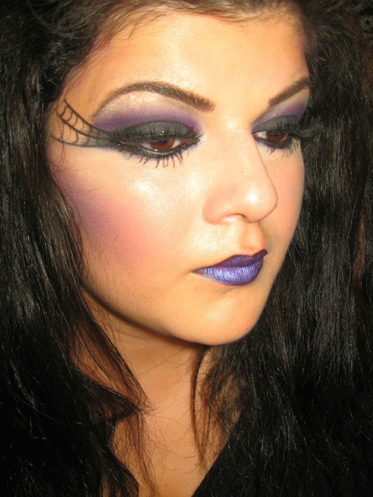 Witch Halloween Makeup Ideas The Xerxes