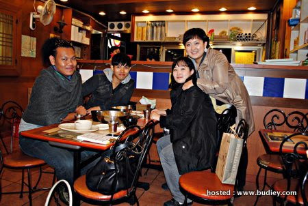 with manager-fizie & Korean Friends in one of restaurant in Woncongdong-1