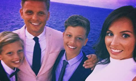 Jeff Brazier wedding: See exclusive pre wedding moments