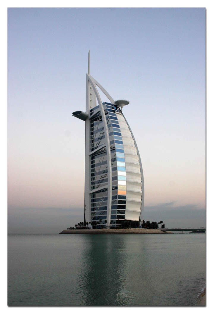 The Burj in Dubai