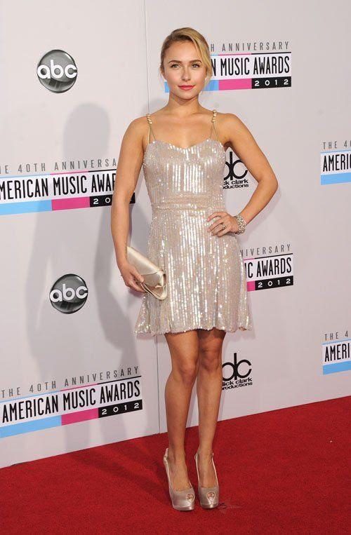 40th American Music Awards - November 18, 2012, Hayden Panettiere