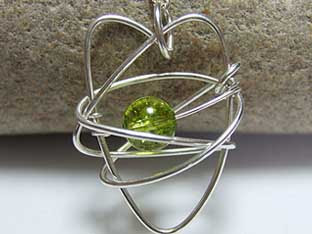 Unusual Peridot Jewellery