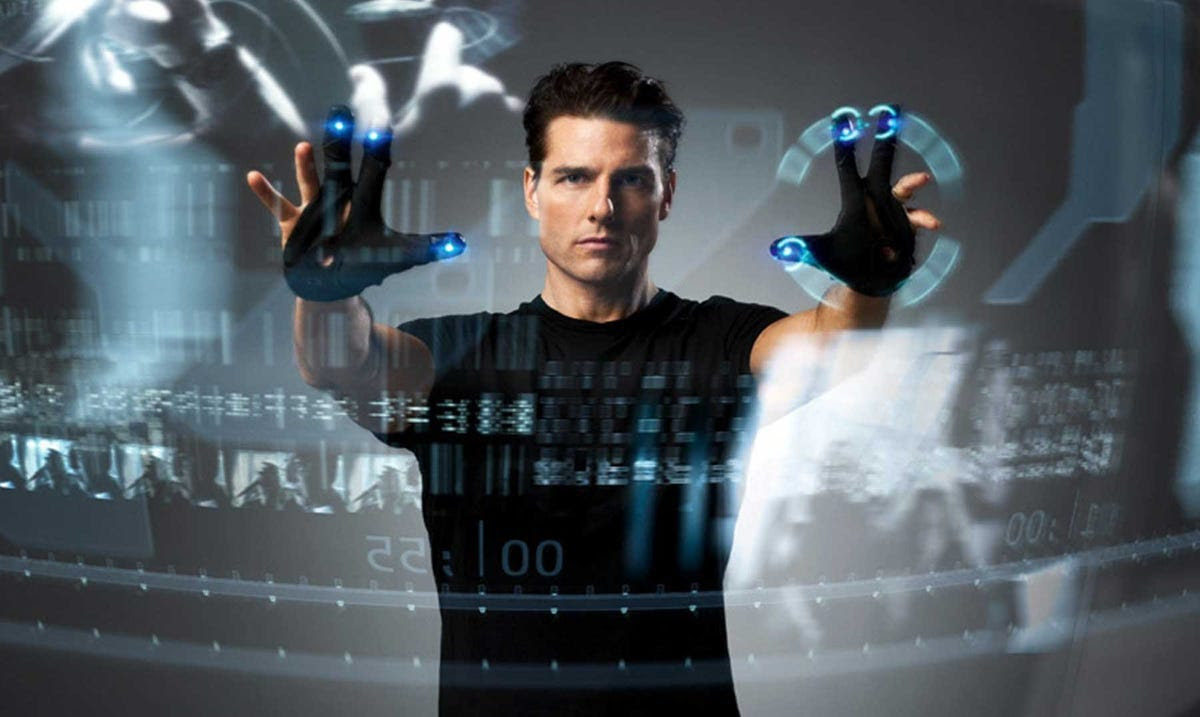 Image result for minority report india