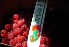 QC raspberries