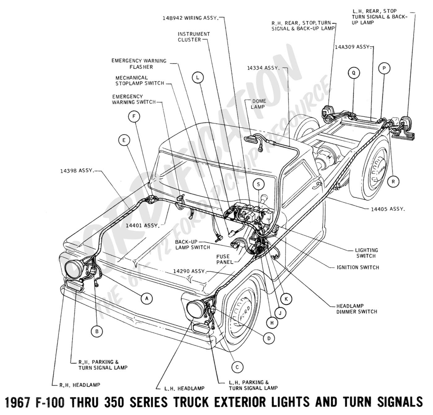 1ca7 Stereo Wiring Diagrams For 1985 Ford F 250 Wiring Library