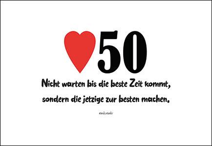 Geburtstagsgedichte Zum 50 Geburtstag Kurze Gedichte Sprüche
