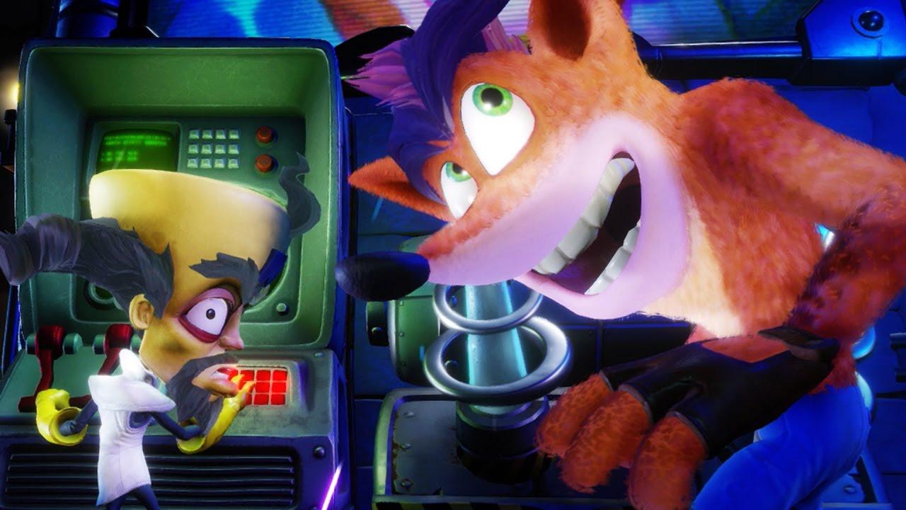 Crash Bandicoot holds onto top spot in UK Charts screenshot
