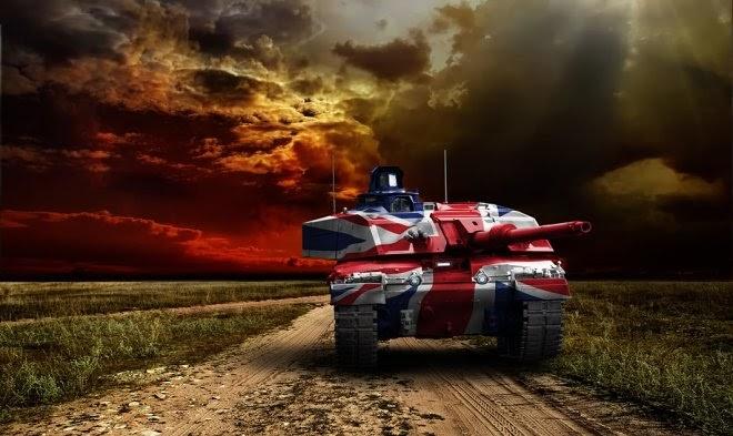 Британская армия примет на вооружение глубоко обновленный танк Challenger 3