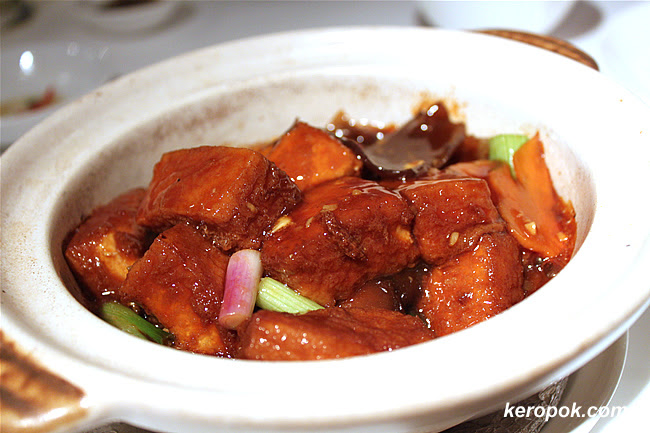 Specialty Braised Beancurd
