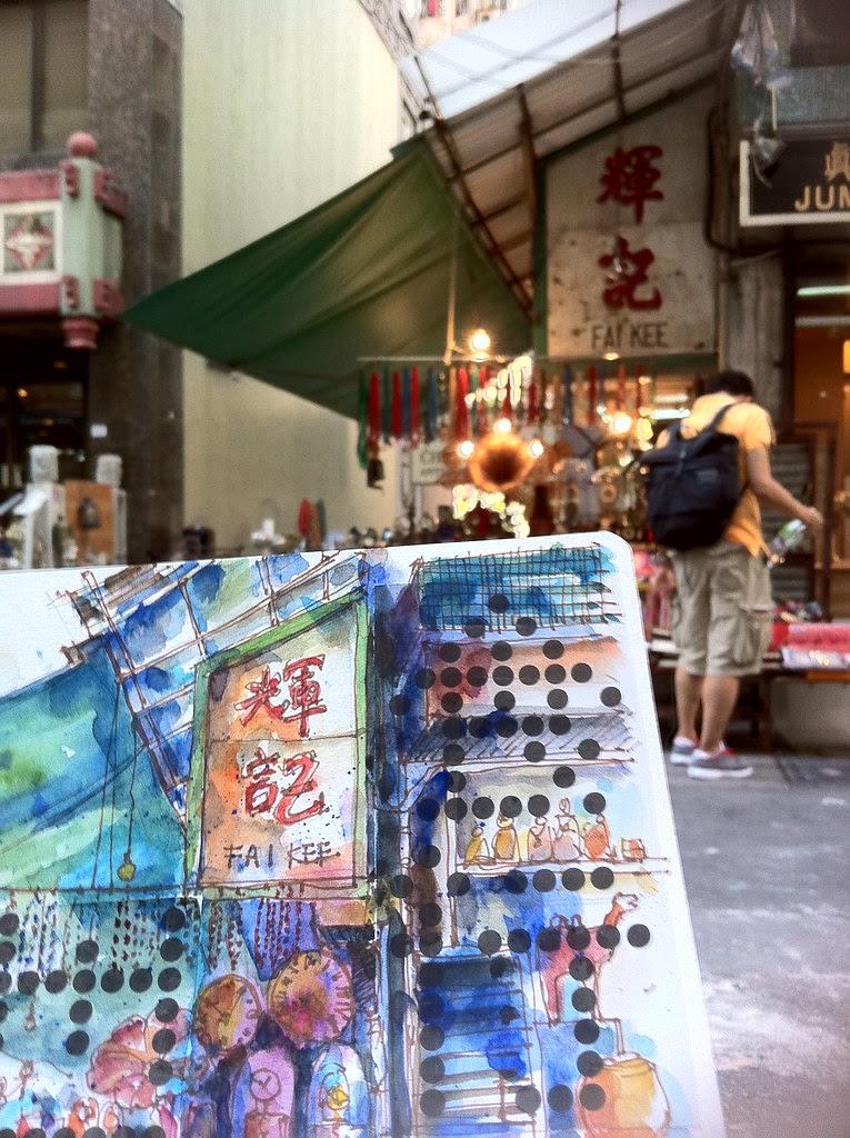 Curio Stall @ Cat Street