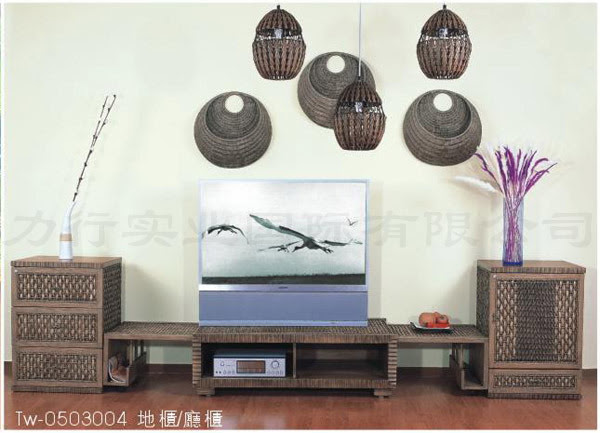 Rattan Furniture Living Room Set TV-Stand (TW-804-10) - China rattan,