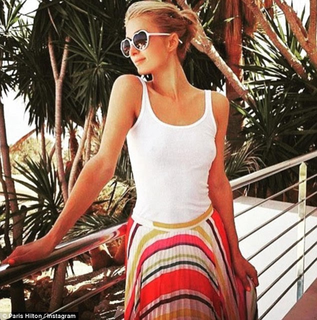 'Eu amo Ibiza': O socialiate está no meio de sua Foam & Diamonds residência em Ibiza