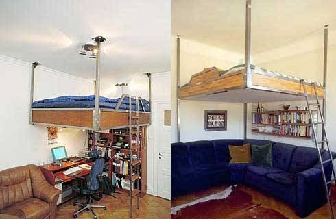 Interior Design For Tiny Studio Apartments | Interior Decorating