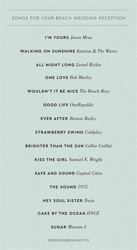 Best 25  Wedding songs reception ideas on Pinterest