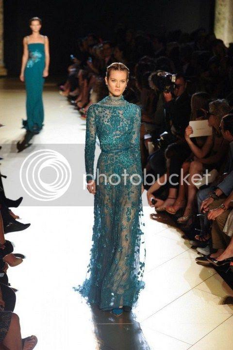 Elie Saab Fall 2012: Paris Haute Couture