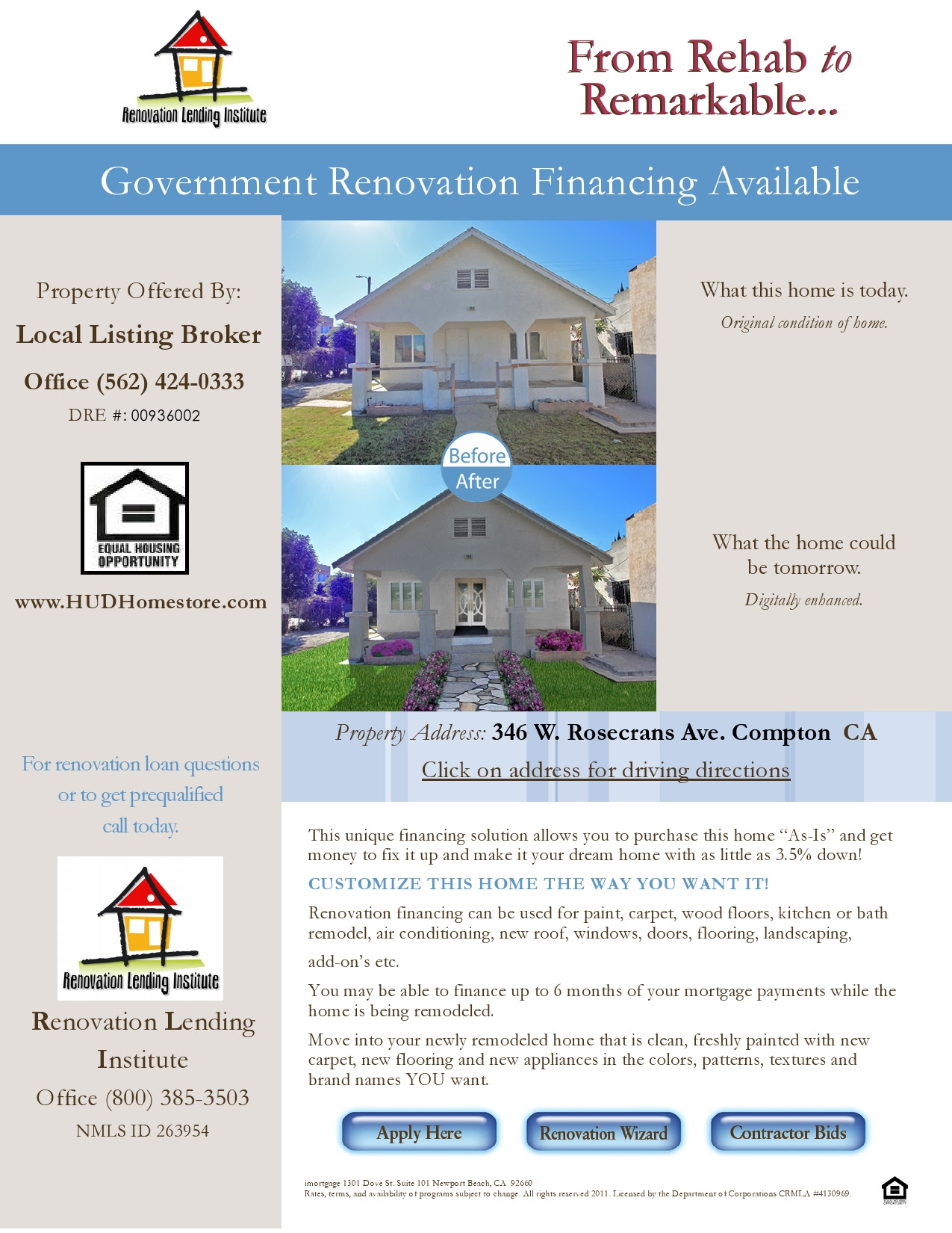 Perfect FHA 203K Renovation Loan 1275 x 1650 · 913 kB · jpeg