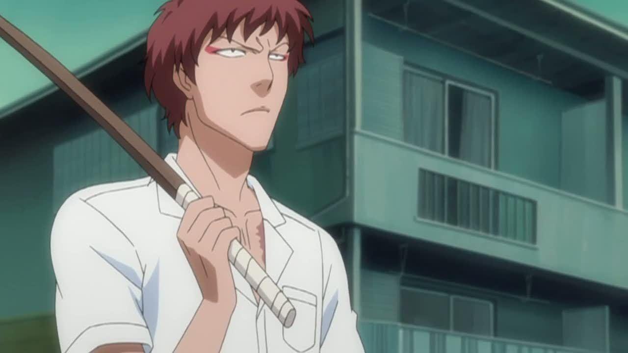 Ikkaku Bleach Anime Photo 20603577 Fanpop