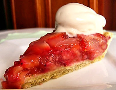 Bianca's Old-Fashioned Strawberry Pie