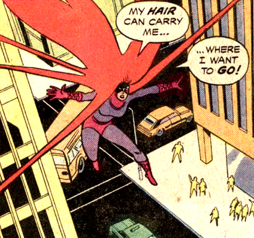 from Spidey Super Stories #54 (1981) script by Steven Grant, art by Win Mortimer & Mike Esposito