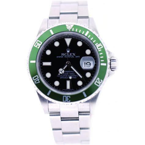 Rolex Submariner Green Bezel   Watches from Miltons