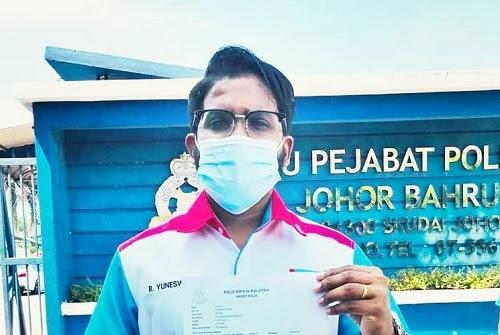 AMK Johor buat laporan polis Muhyididn sogok jawatan
