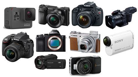 The Top 10 Best Video Cameras ? The Ultimate Buying Guide