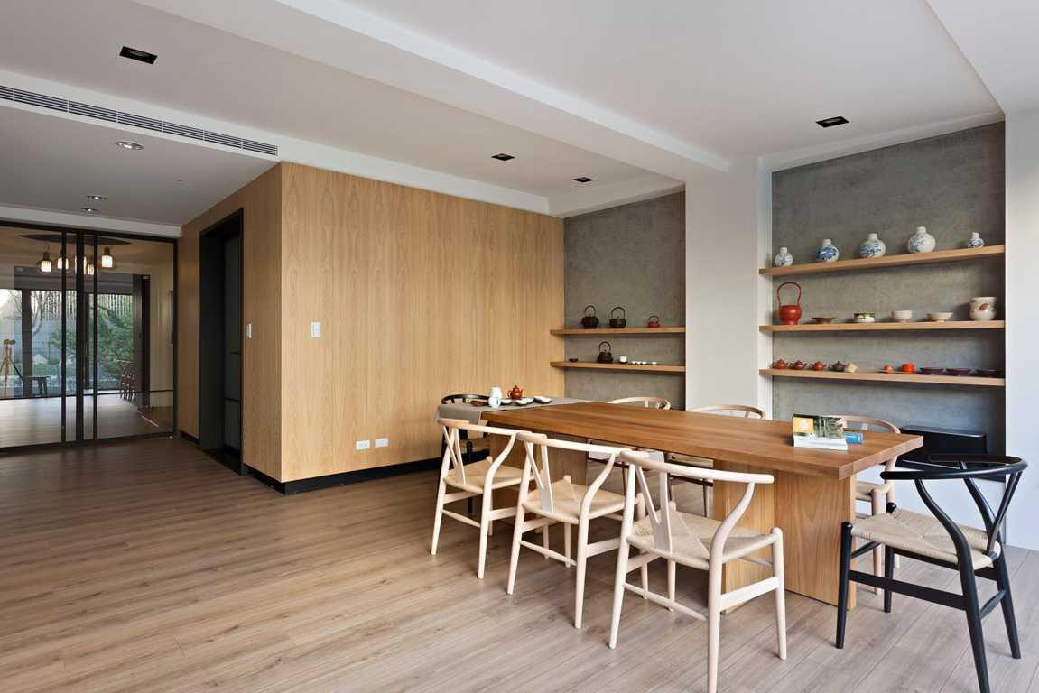 Desain Ruang Keluarga Dan Ruang Makan Rumahmurahid