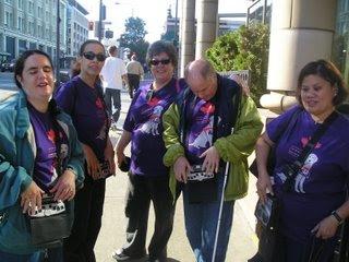 WayFun GPS group, Angela, Mark, Sheila,