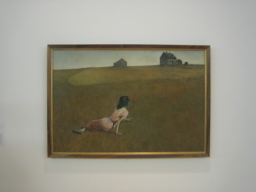 Christina's World, 1948, Andrew Wyeth _7389