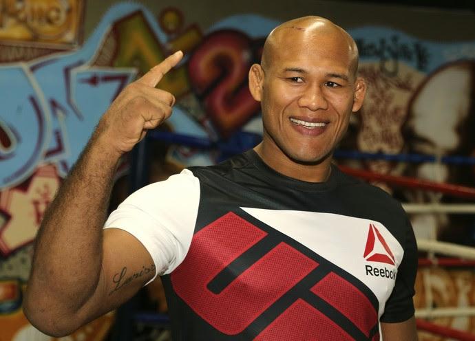 Ronaldo Jacaré UFC MMA Reebok (Foto: Fernando Maia/Divulgação)