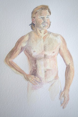 ..from a figure drawing class that I attended by teshionx