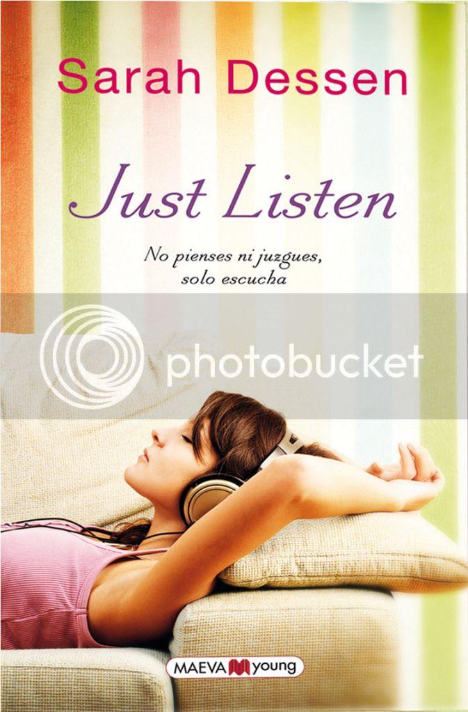 Portada de Just Listen