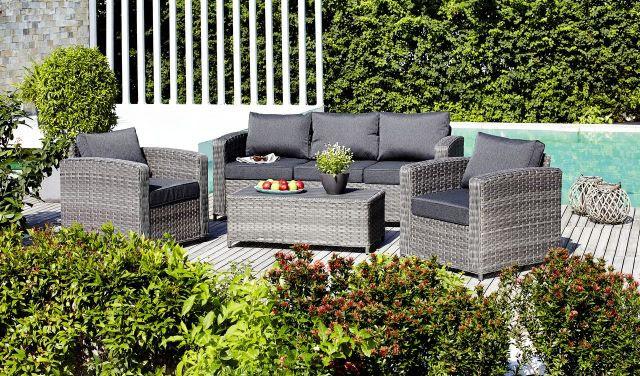 Wiosna - czas na meble ogrodowe. | DOMI-DECOR