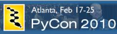 PyCon 2010: Atlanta