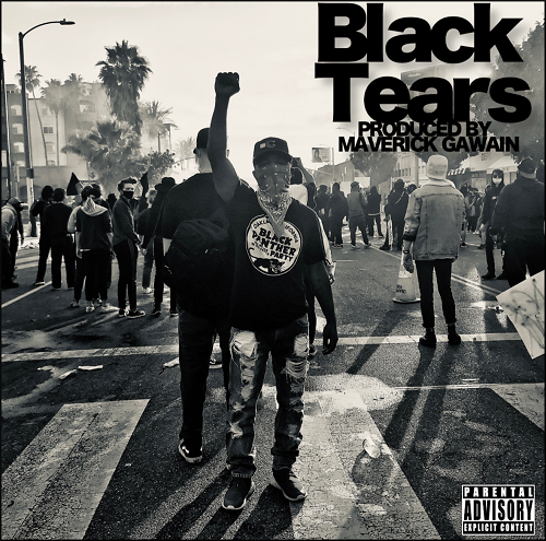 "Maverick Gawain – ""Black Tears"""