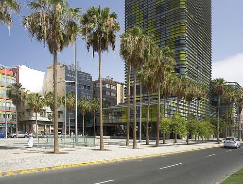 Torre Woermann, Las Palmas, Canary Island, Spain