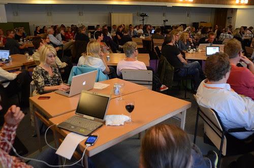 TeachMeet, Framtidens lärande 2011 by Lärarnas Nyheter, on Flickr