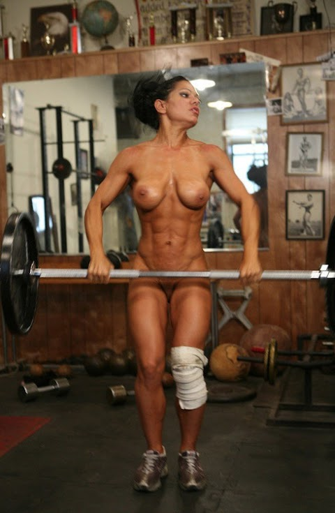 Crossfit Girls Nude - Hot 12 Pics | Beautiful, Sexiest