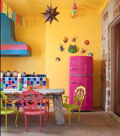 Native Home Garden Design Modern Mexican Interior Design