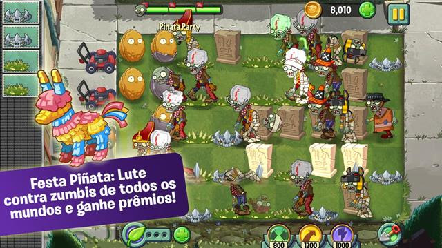 Plants vs. Zombies 2.