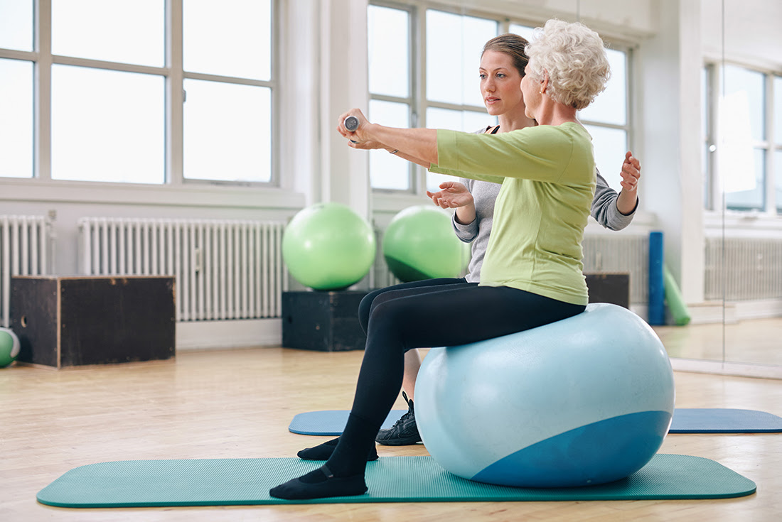 You Don T Have To Be A Senior To Benefit From Balance Training Cahill Physical Therapy