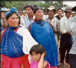 Guaraníes de Bolivia