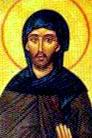 Juan Theristes, Santo