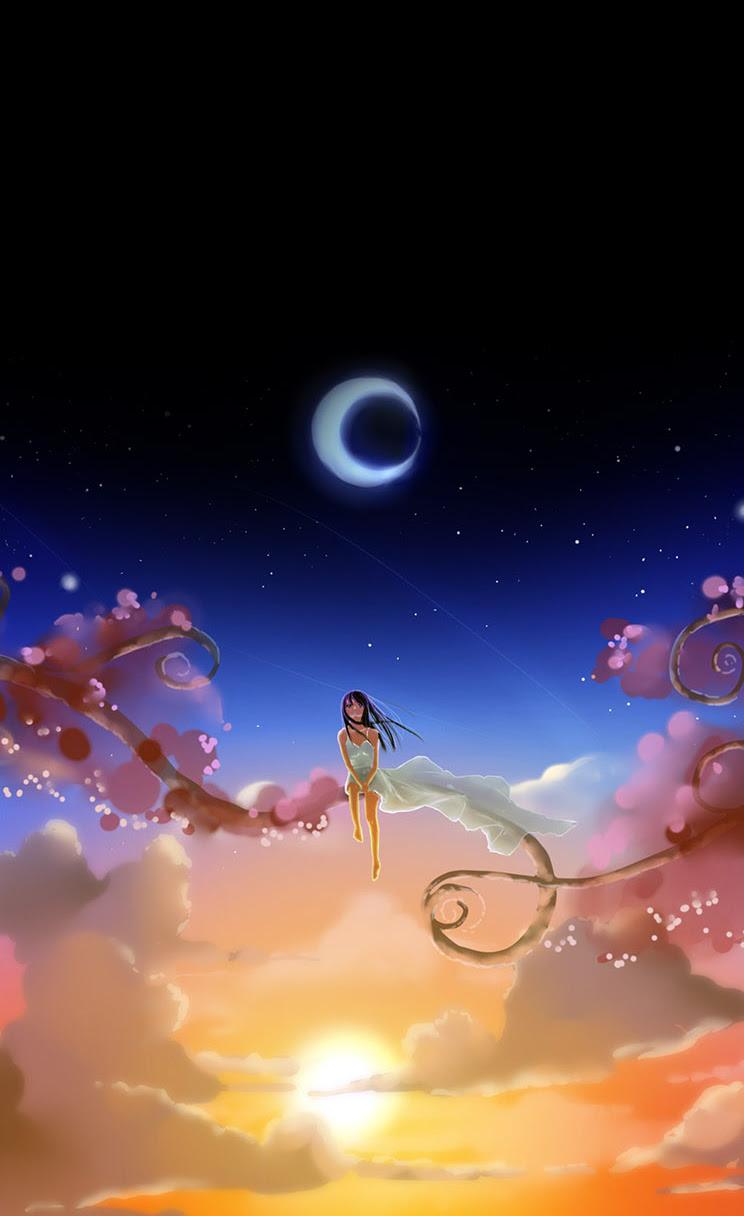 Anime Wallpaper iPhone - WallpaperSafari
