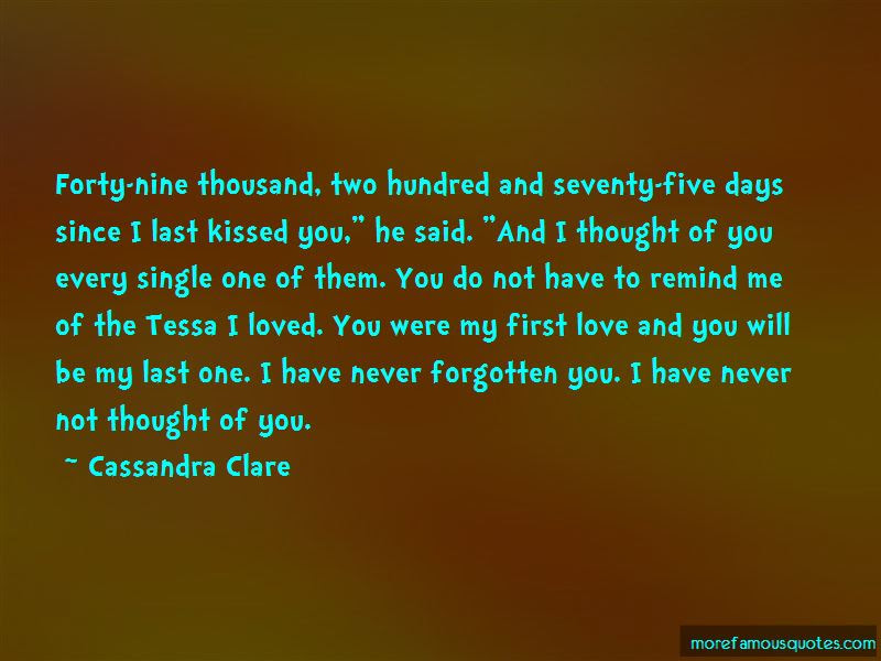 I Have Never Forgotten You Quotes Top 38 Quotes About I Have Never