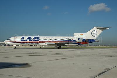 Lloyd Aereo Boliviano-LAB Boeing 727-2K3 WL CP-1367 (msn 21495) MIA (Bruce Drum). Image: 100465.