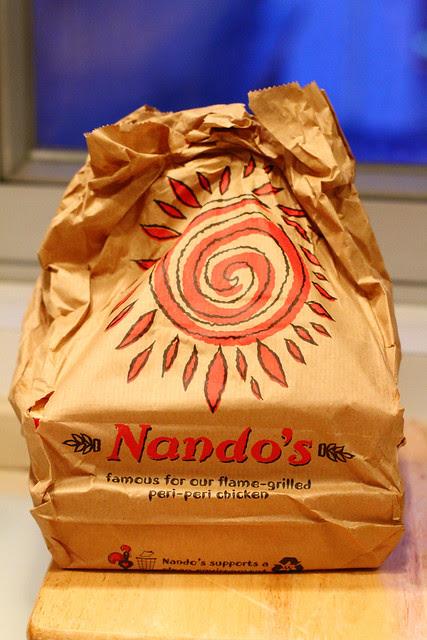 Nandos Grilled Chicken