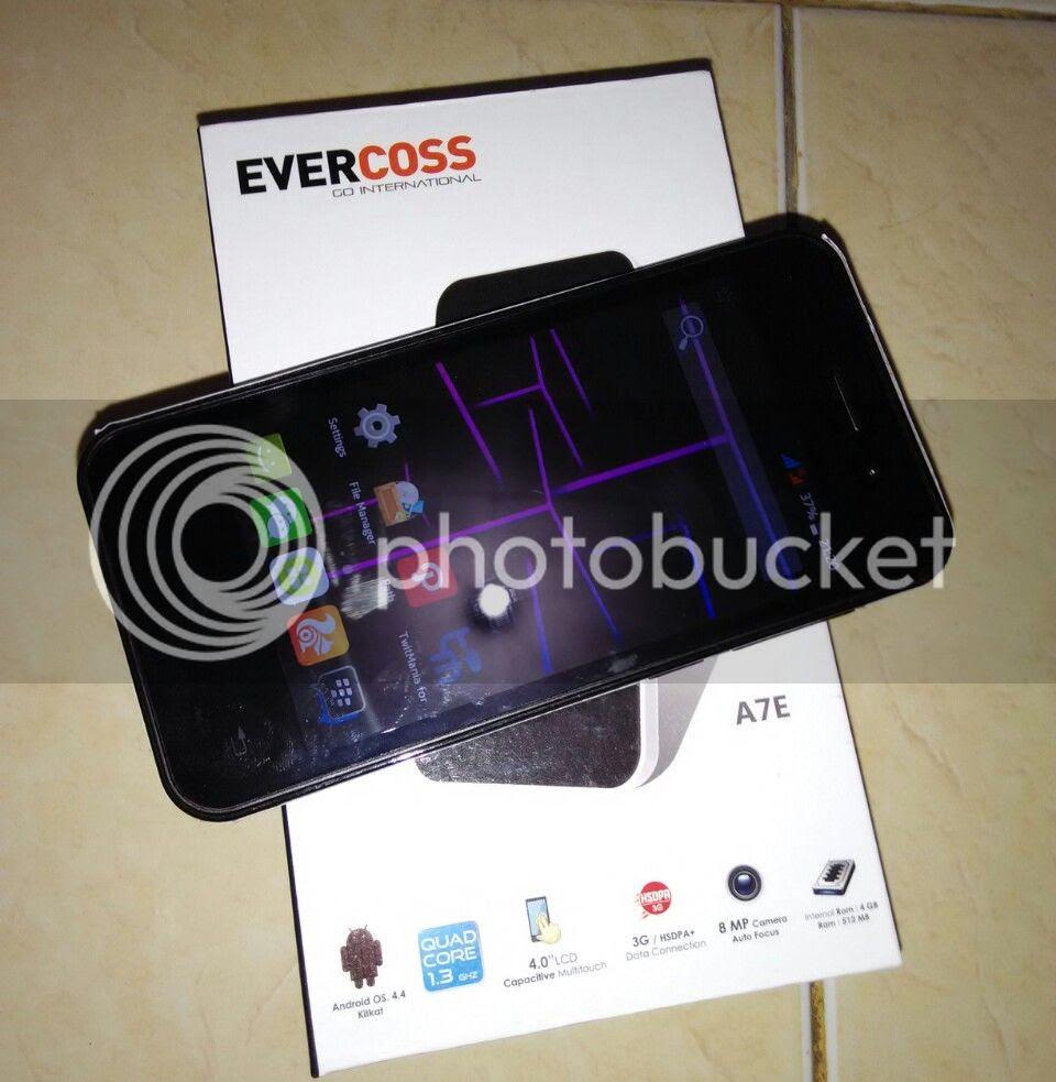 Download Stockrom Evercoss A7E Kitkat